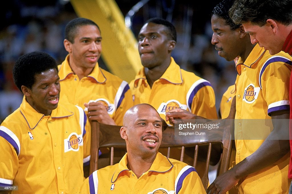 CA: 22nd April 1989 - Kareem Abdul Jabbar Plays Last Regular Season Game