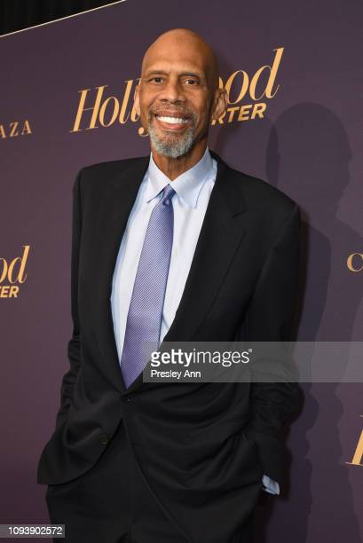 Kareem AbdulJabbar attends The Hollywood Reporter's 7th Annual Nominees Night presented by MercedesBenz Century Plaza Residences and Heineken USA at...