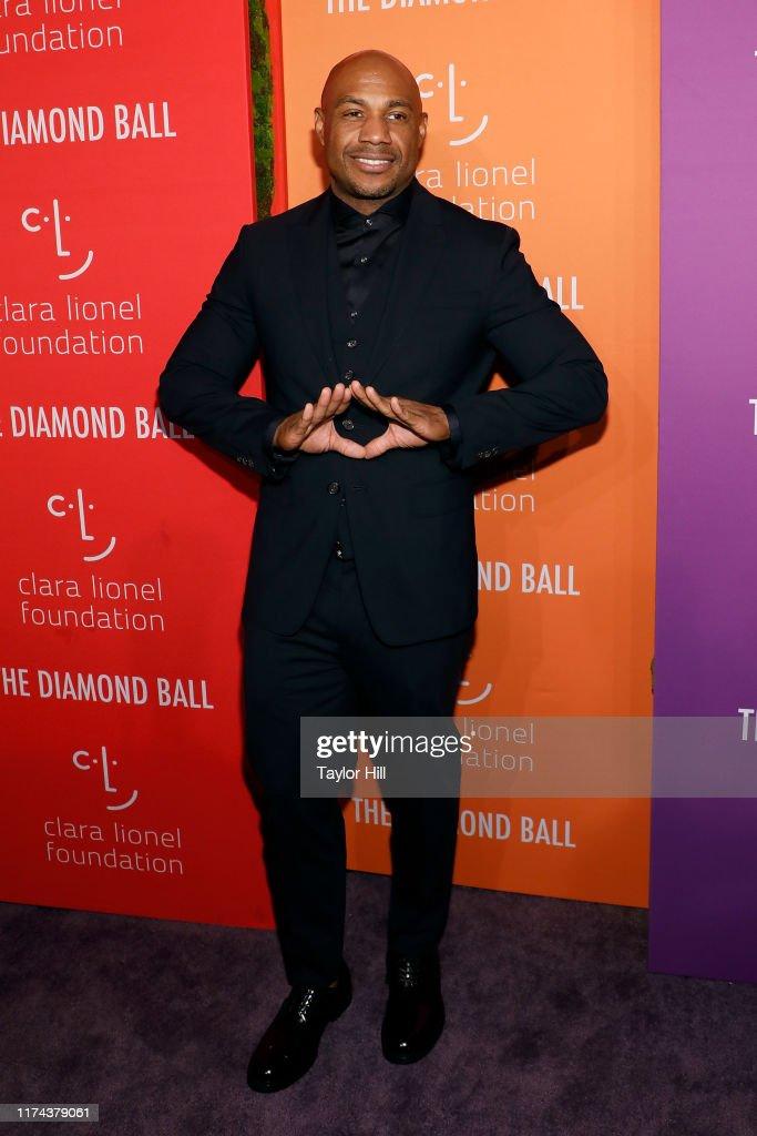 Rihanna's 5th Annual Diamond Ball : Nyhetsfoto