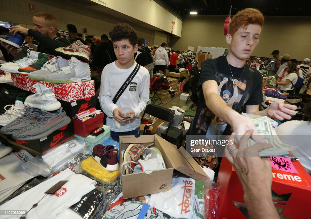 SneakerCon Fort Lauderdale 2019 : News Photo