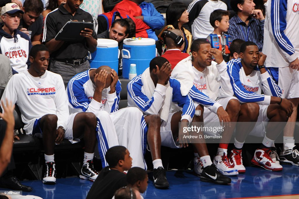 Dallas Mavericks v Los Angeles Clippers