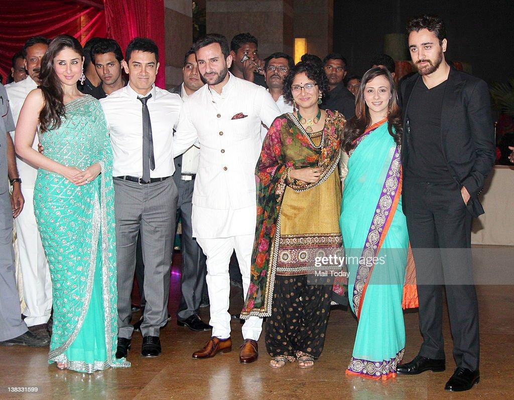 Kareena Kapoor Aamir Khan Saif Ali Director Kiran Rao Avantika Malik