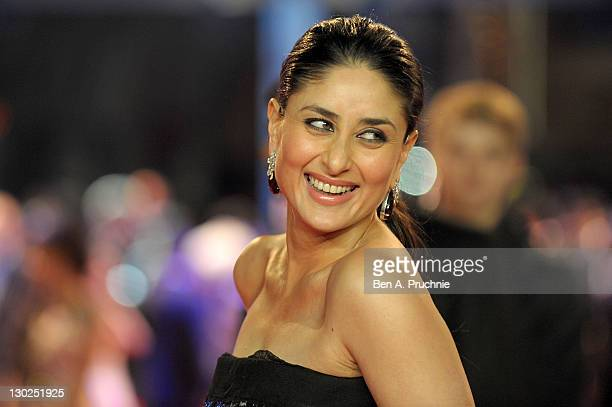 Kareena kapoor stock photos and pictures getty images kareena kapoor attends the uk premiere of ra one at 02 arena on october 25 2011 voltagebd Images