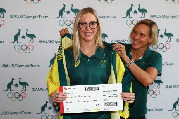 AUS: Australian Olympic Games Swimmer Announcement