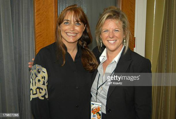 Karen Allen and Vivan Mayer during Animal House 25th Anniversary Ultimate Homecoming Parade DVD Release Extravaganza at Hollywood Boulevard in...