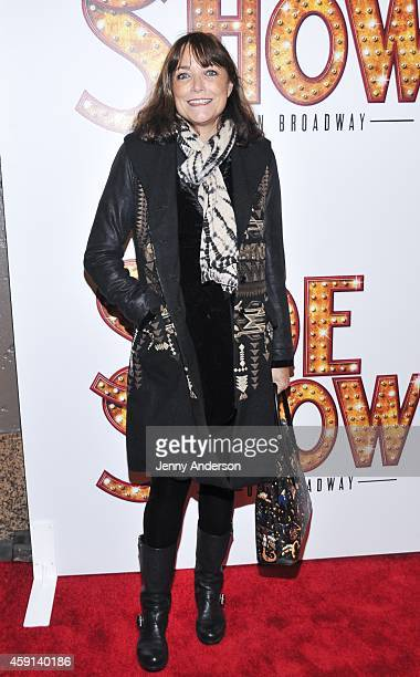 Karen Allen attends opening night of 'Side Show' on Broadway at the St James Theatre on November 17 2014 in New York City