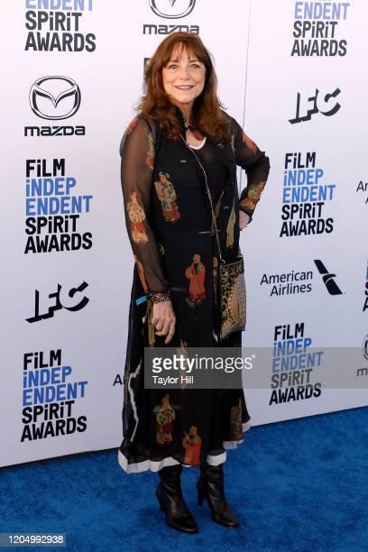 Karen Allen attends the 2020 Film Independent Spirit Awards at Santa Monica Pier on February 08, 2020 in Santa Monica, California.