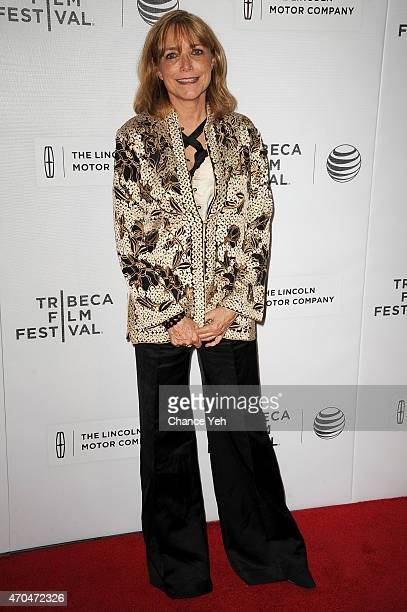 Karen Allen attends the premiere of Bad Hurt during the 2015 Tribeca Film Festival at Regal Battery Park 11 on April 20 2015 in New York City