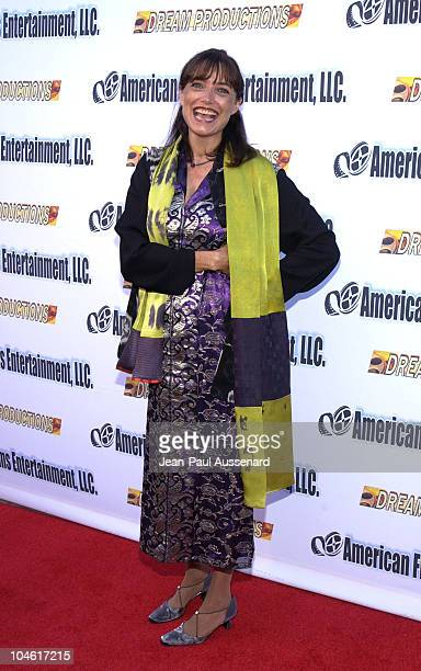 Karen Allen during Shaka Zulu The Citadel Screening at The Egyptian Theatre in Hollywood California United States