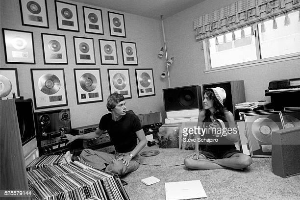 Karen and Richard Carpenter