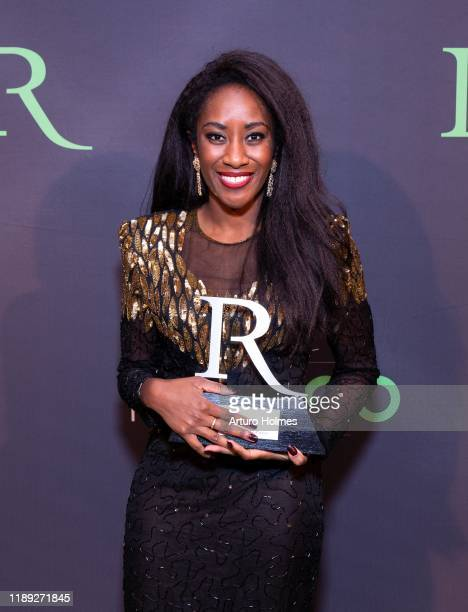 Karen Attiah attends 2019 ROOT 100 Gala at The Angel Orensanz Foundation on November 21 2019 in New York City