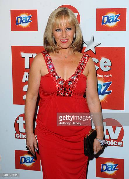 Karen Barber attends the 2011 TVChoice Awards on September 13 2011 at the Savoy Hotel in London