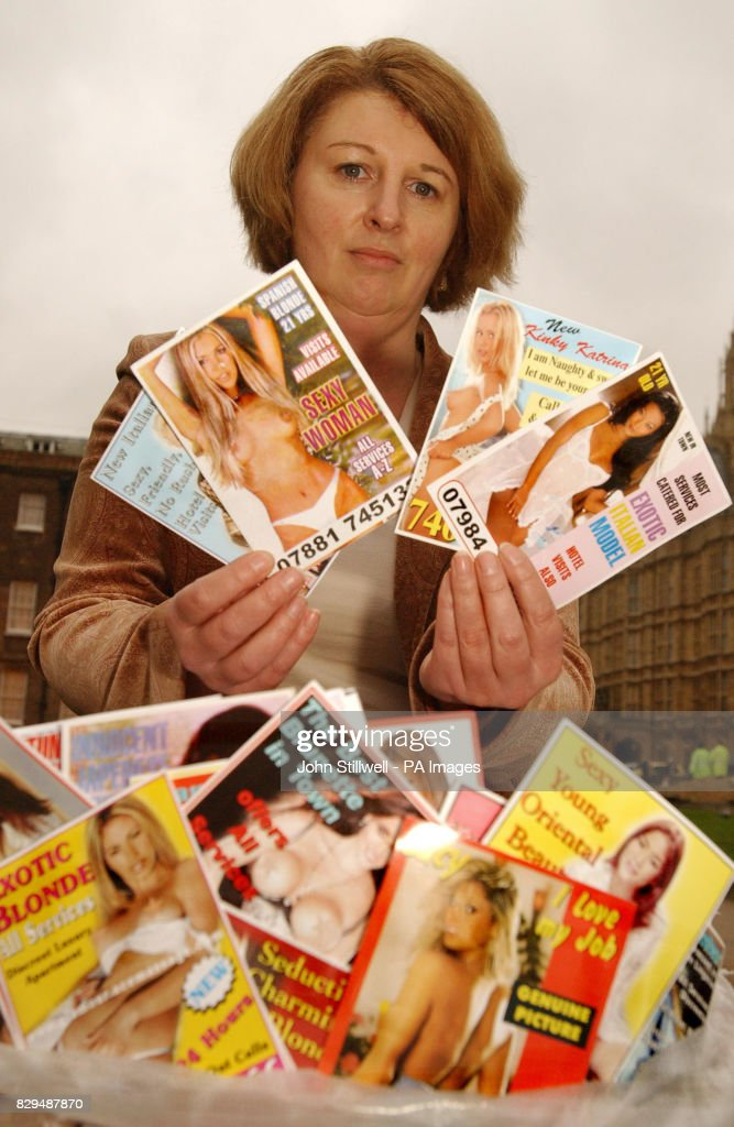 Prostitution motion house of commons pictures getty images karen buck mp for regents park and kensington north with some of the thousands of reheart Gallery