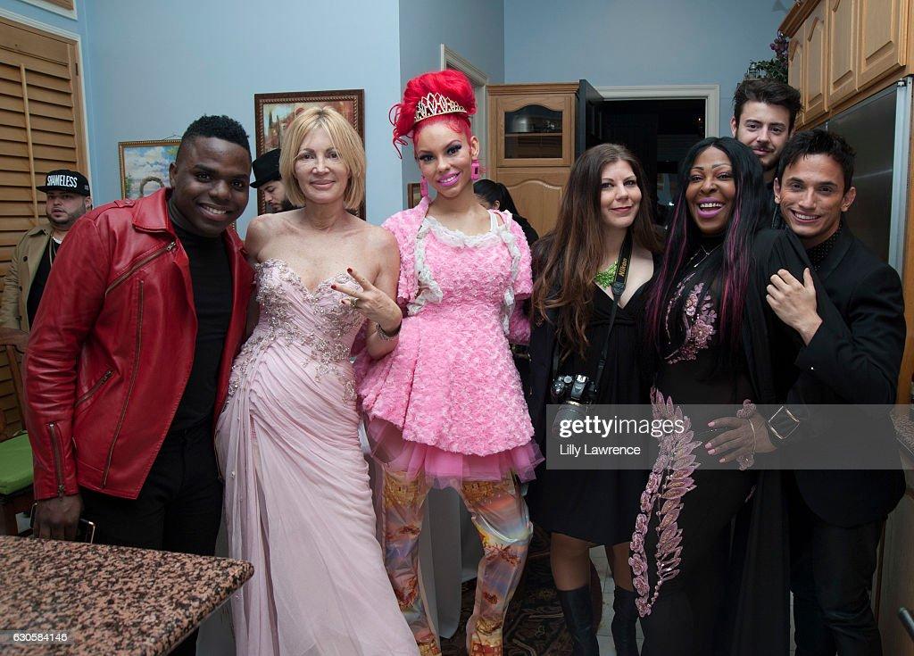 Kingston Family Christmas : News Photo