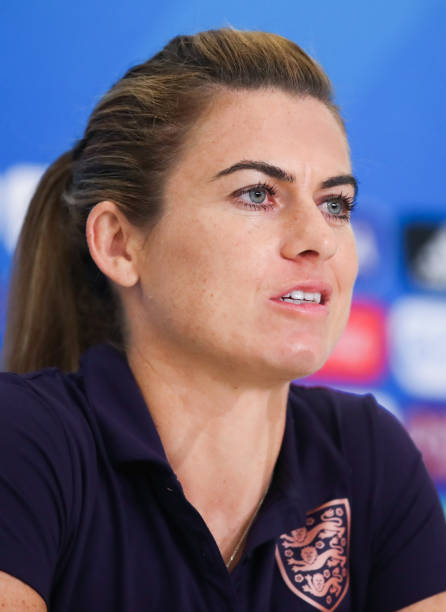FRA: England Press Conference & Training - FIFA Women's World Cup France 2019