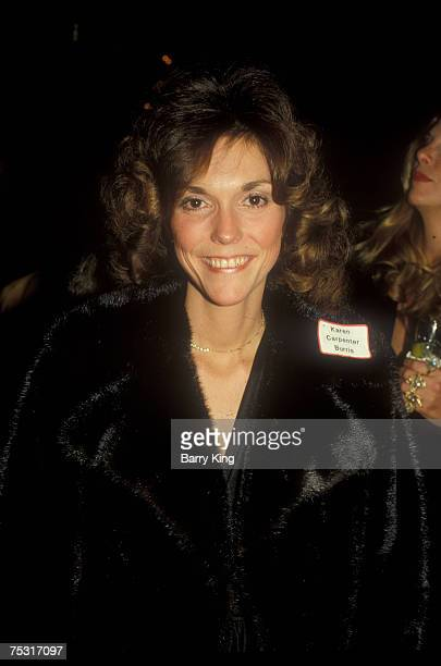 Karen Carpenter 1980 file photo