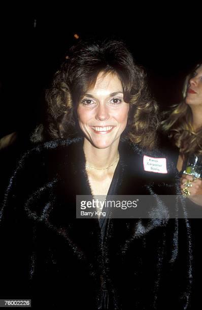 Karen Carpenter 1980 file photo
