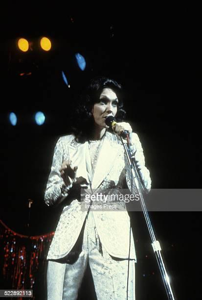 Karen Carpenter circa 1979 in New York City