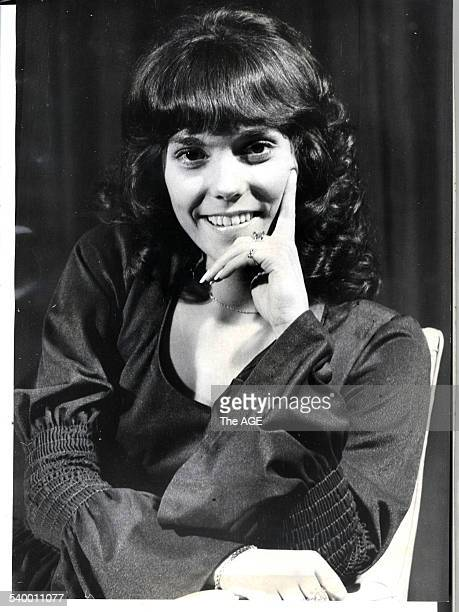 Karen Carpenter singer with The Carpenters 24 May 1972 The AGE Picture by JOHN LAMB