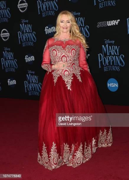 Karen Dotrice attends the premiere of Disney's Mary Poppins Returns at the El Capitan Theatre on November 29 2018 in Los Angeles California