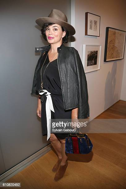 Karen Duffy attends The Drawing Center Annual Benefit Auction at The Drawing Center on September 27, 2016 in New York City.