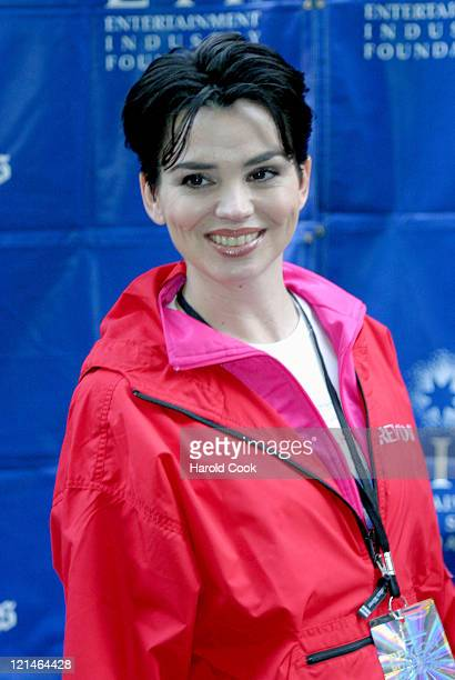 Karen Duffy during Entertainment Industry Foundation and Revlon Present the 7th Annual Run/Walk for Women - New York at Times Square in New York...