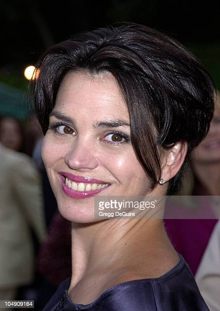 """Karen Duffy during HBO Networks """"Band Of Brothers"""" Hollywood Premiere at The Hollywood Bowl in Hollywood, California, United States."""