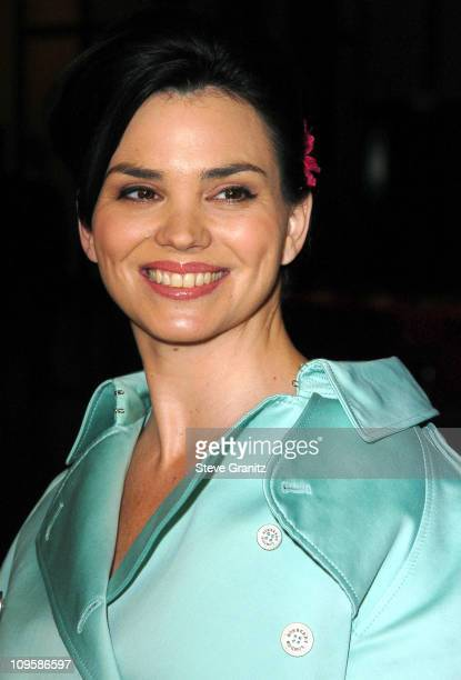 """Karen Duffy during """"Lackawanna Blues"""" Los Angeles Premiere - Arrivals at Director's Guild of America in Los Angeles, California, United States."""
