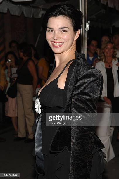 Karen Duffy during New Yorkers For Children 10th Anniversary Gala at Cipriani in New York City, New York, United States.