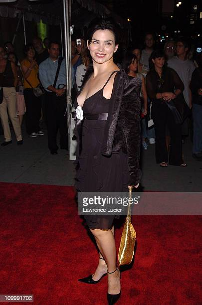 Karen Duffy Lambros during New Yorkers for Children 10th Anniversary Gala at Ciprianis in New York City, New York, United States.