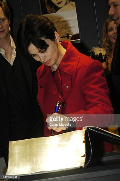 Karen Duffy writes in Montblanc's Great American Love Story. The book, when finished, will hold the record for including the most authors of any one...