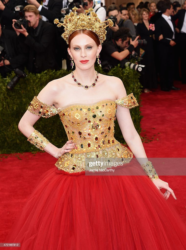 """""""China: Through The Looking Glass"""" Costume Institute Benefit Gala"""