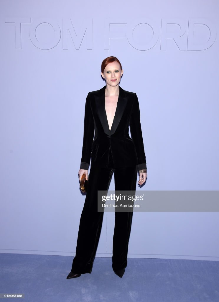 Tom Ford Fall/Winter 2018 Women's Runway Show