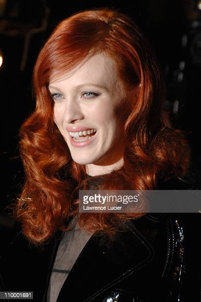 Karen Elson during The Fashion Group International Presents the 23rd Annual Night of Stars Honoring The Visionaries at Cipriani's 42nd Street in New...