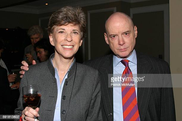 Karen Fischer and Mike Strohl attend D and D Building 40th Anniversary Gala at D and D Building on October 18 2005 in New York City