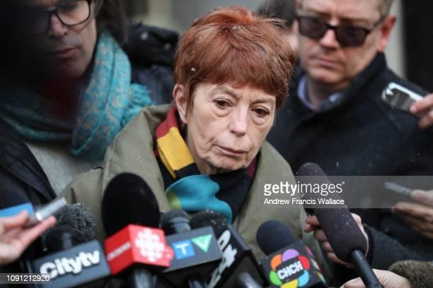 Karen Fraser speaks to media outside 361 University Ave court Accused serial killer Bruce McArthur has pleaded guilty to firstdegree murder in the...