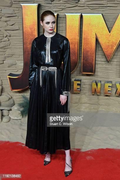 "Karen Gillan attends the ""Jumanji: The Next Level"" UK Film Premiere at BFI Southbank on December 05, 2019 in London, England."