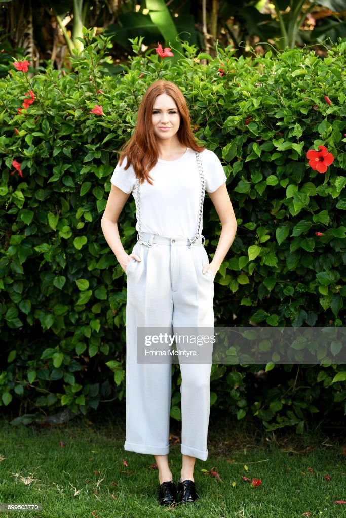 Karen Gillan, recipient of the Rising Star Award, attends 'Taste of Summer', during day one of the 2017 Maui Film Festival At Wailea on June 21, 2017 in Wailea, Hawaii.