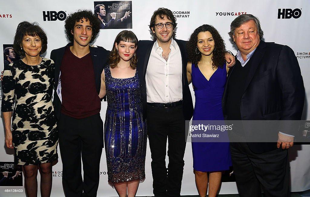 """Josh Groban: Sing Your Song: YoungArts MasterClass"" New York Screening"