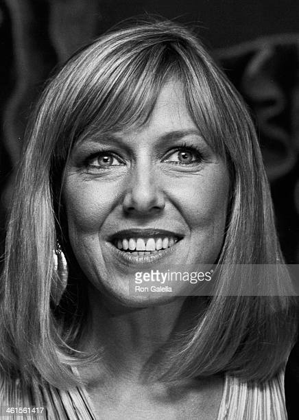 Karen Grassle attends the party for 33rd Annual Primetime Emmy Awards on September 12 1981 at the Bonaventure Hotel in Los Angeles California