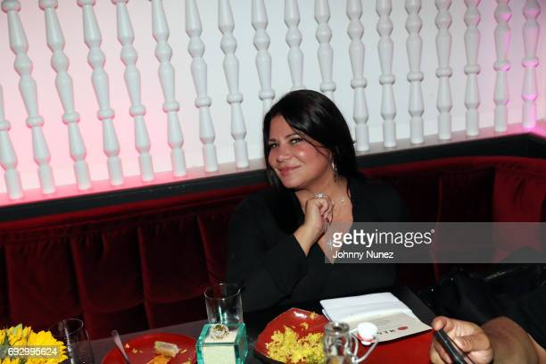 Karen Gravano attends James Cruz's Birthday Celebration at Megu New York on June 5 2017 in New York City