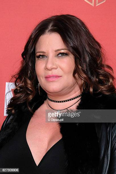 Karen Gravano attends the 2016 VH1 Divas Holiday Unsilent Night at Kings Theatre on December 2 2016 in the Brooklyn borough of New York City