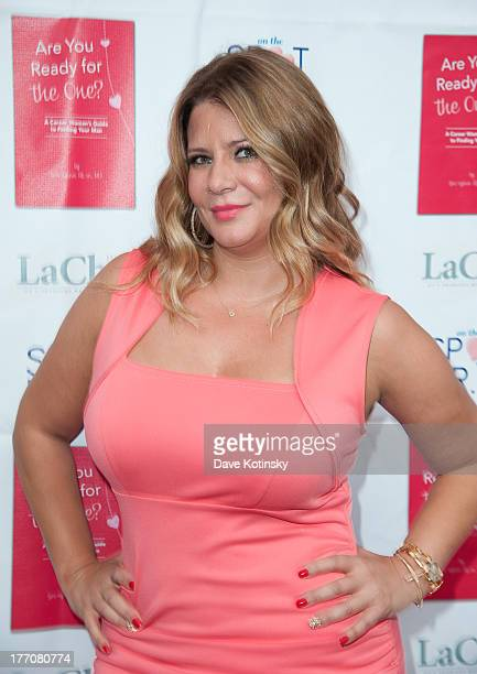 Karen Gravano visits On The Spot With DrG at Preserve 24 on August 20 2013 in New York City