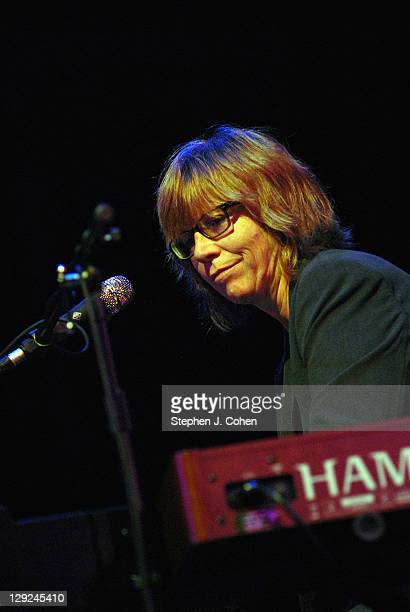 Karen Grotberg of The Jayhawks performs at The Brown Theatre on October 14 2011 in Louisville Kentucky