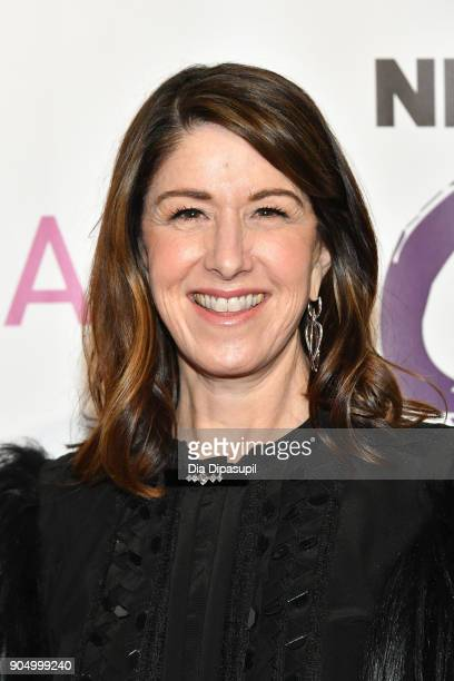 Karen Katz attends the 2018 National Retail Federation Gala at Pier 60 on January 14 2018 in New York City