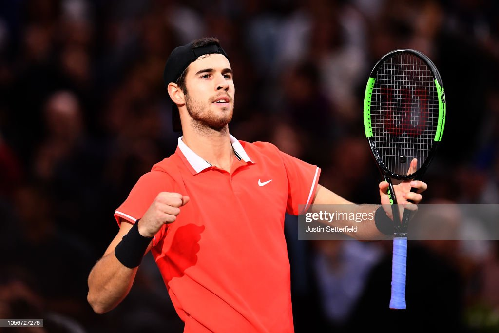 Rolex Paris Masters - Day Six : ニュース写真