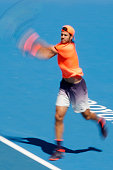 melbourne australia karen khachanov russia plays