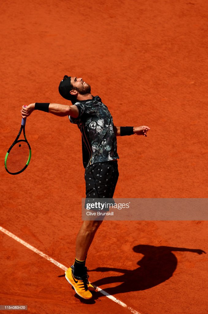 2019 French Open - Day Twelve : ニュース写真