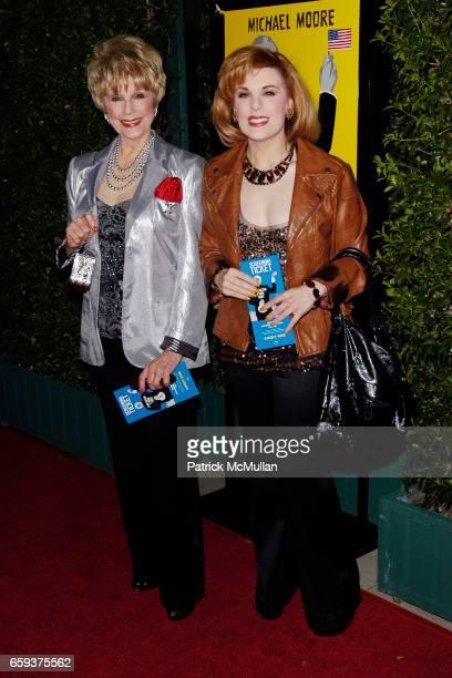 Karen Kramer and Kat Kramer attend OVERTURE FILMS' LOS ANGELES PREMIERE OF MICHAEL MOORES CAPITALISM A LOVE STORY at The Samual Goldwyn Theatre on...