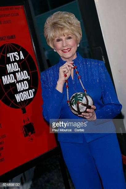 Karen Kramer wife of director Stanley Kramer arrives at the 40th anniversary celebration for the Arclight Cinerama Dome and MGM's new 40th...